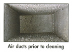 Contact us for the finest in duct cleaningservices
